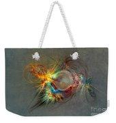 Fractal Art Beauty Weekender Tote Bag