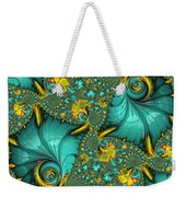 Fractal Art - Gifts From The Sea By H H Photography Of Florida Weekender Tote Bag