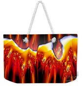 Fractal Composition Weekender Tote Bag
