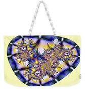 Fractal Containment Weekender Tote Bag
