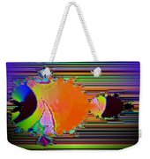 Fractal Fishy Weekender Tote Bag