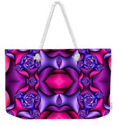 Fractals By Design Weekender Tote Bag