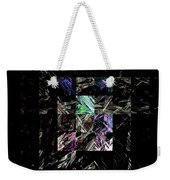 Fractured Fractals Weekender Tote Bag