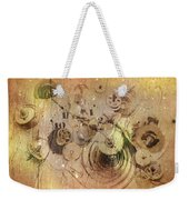 Fragmented Time Weekender Tote Bag