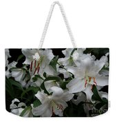 Fragrant Beauties Weekender Tote Bag