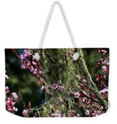 Fragrant Embrace Of Two Worlds Weekender Tote Bag