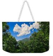 Frame Me A Cloud Weekender Tote Bag