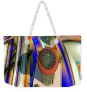 Frame Of Reference Weekender Tote Bag