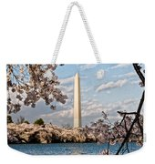 Framed With Blossoms Weekender Tote Bag