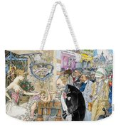France: Brothel, 1904 Weekender Tote Bag