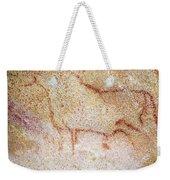 France: Cave Art Weekender Tote Bag