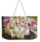 France Flower Petals, Still-life Weekender Tote Bag