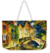 France Weekender Tote Bag