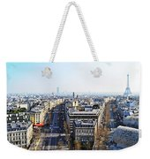France Montmartre Paris Weekender Tote Bag