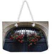 France, Paris, Flower Bouquet Hanging Weekender Tote Bag