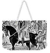 Francisco Indalecio Madero Weekender Tote Bag
