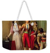 Francisco Montes Weekender Tote Bag