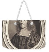 Francois Guenault Weekender Tote Bag