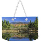 Franconia Autumn Reflections Weekender Tote Bag