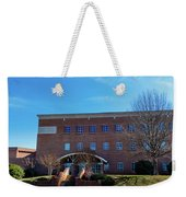 Frank Family Science Center At Guilford College Weekender Tote Bag