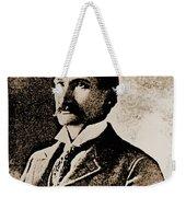 Frank James Weekender Tote Bag