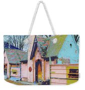 Frank Lloyd Wrong Weekender Tote Bag
