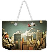 Frank Sinatra Fly Me To The Moon New York 20170506 V3 Weekender Tote Bag