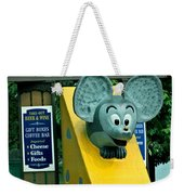 Frankenmuth Cheese Haus Mouse  Weekender Tote Bag