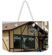 Frankenmuth Diamond And Gem Gallery Weekender Tote Bag