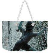 Frankenmuth Fountain Boy Weekender Tote Bag