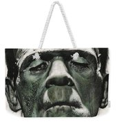 Frankenstein Portrait Weekender Tote Bag
