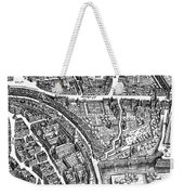 Frankfurt Am Main, 1628 Weekender Tote Bag