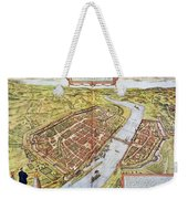 Frankfurt, Germany, 1572 Weekender Tote Bag