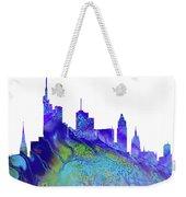 Frankfurt Skyline 3 Weekender Tote Bag