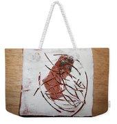 Frankie - Tile Weekender Tote Bag