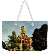 Franklin County Courthouse - Hampton Iowa Weekender Tote Bag
