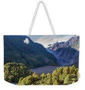 Franz Josef, New Zealand Weekender Tote Bag