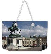 Franz Joseph Equestrian Statue Weekender Tote Bag