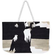 Fred And Ginger Weekender Tote Bag