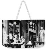 Frederic-auguste Bartholdi Weekender Tote Bag by Granger