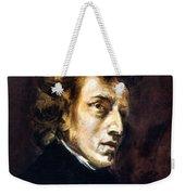 Frederic Chopin Weekender Tote Bag by Granger