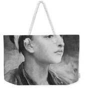 Frederic Leighton  1830 96  An Italian Fisher Boy Weekender Tote Bag