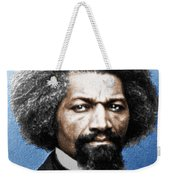 Frederick Douglass Painting In Color  Weekender Tote Bag
