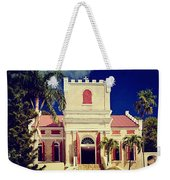 Frederick Lutheran Church In St. Thomas Weekender Tote Bag