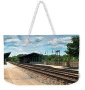 Fredericksburg Rail Station Weekender Tote Bag