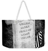 Free Blacks Weekender Tote Bag