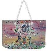 Free Improvisation #4 -saint- Weekender Tote Bag