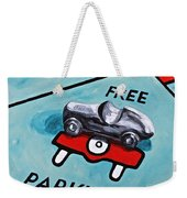 Free Parking Weekender Tote Bag