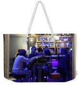 Free Wi-fi Weekender Tote Bag