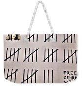 Free Zehra Dogan Weekender Tote Bag